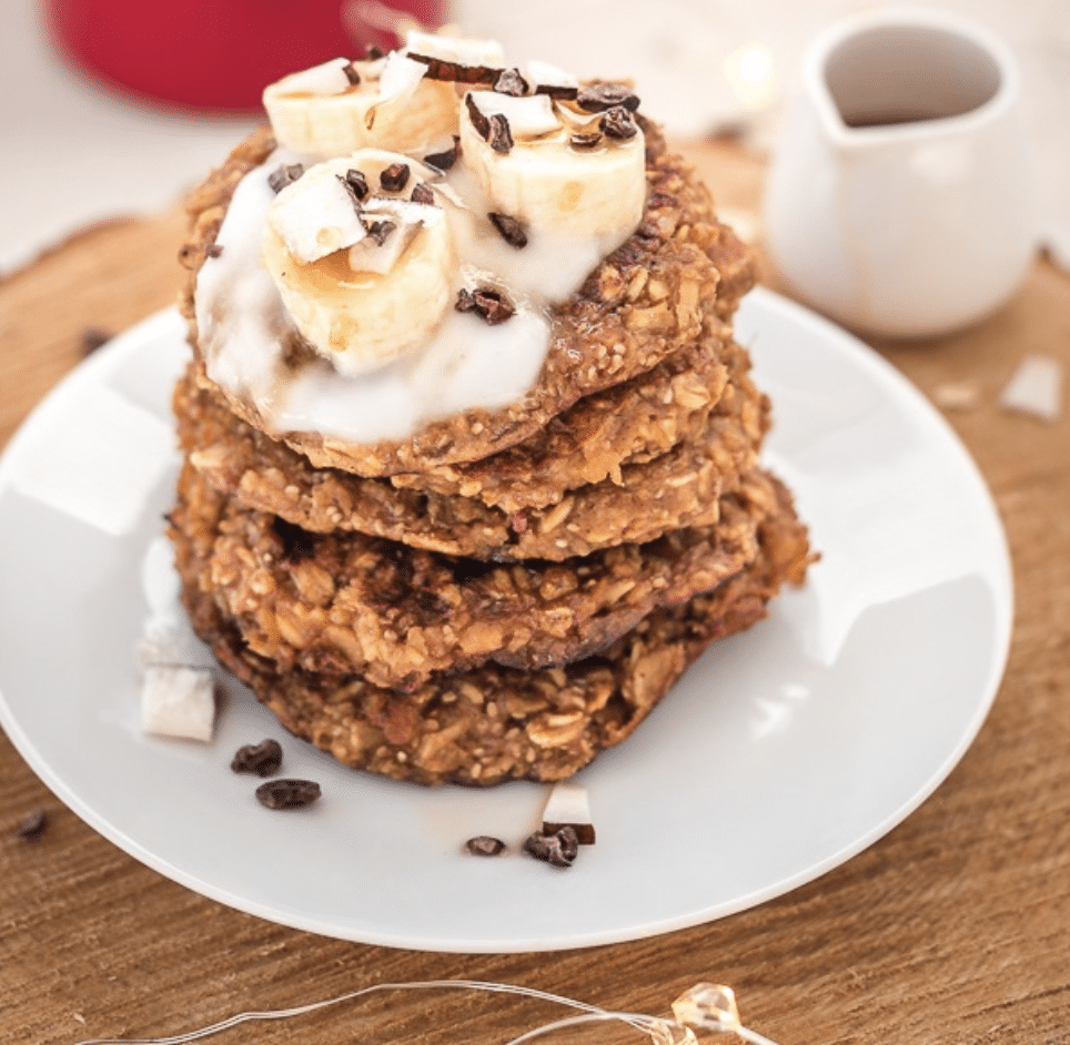 Oatmeal pancakes for insulin resistance